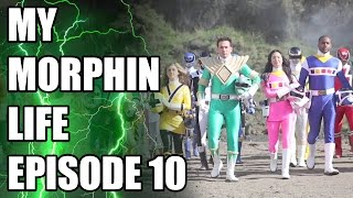 MY MORPHING LIFE - Episode 10 - JASON DAVID FRANK