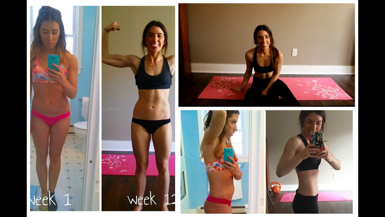 Kayla Itsines' Bikini Body Guide 12 Week Review ...
