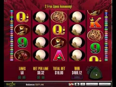 50 Dragons Online Slots Pokies; Free Real Play Games