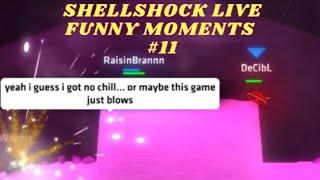 ShellShock Live | Funny Moments #11