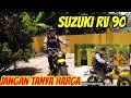 Suzuki Rv 90 || Suzuki Van Van