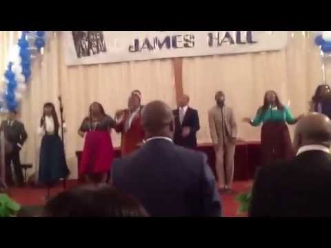Vincent Tharpe and Kenosis in Brooklyn for James Hall