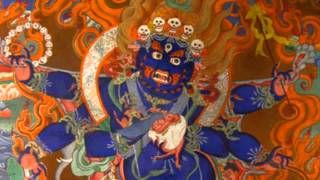 Mahakala mantra prayer