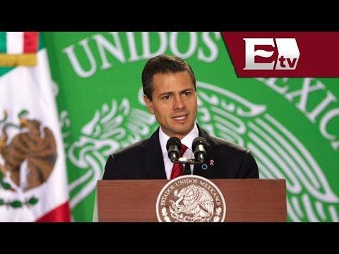 El presidente Peña