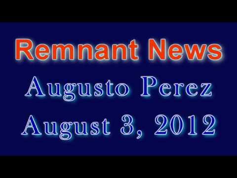 Augusto Perez - August 3, 2012