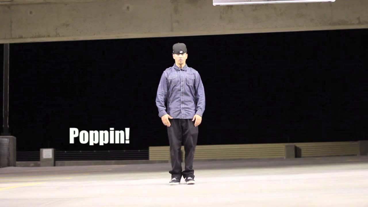 how to dance like poppin john