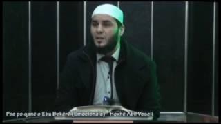Pse po qanë o Ebu Bekër? (emocionale) - Hoxhë Abil Veseli