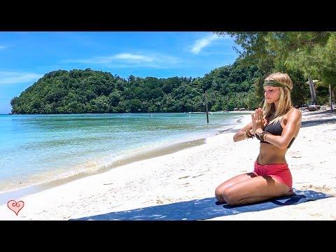 Yin Yoga Class ♥ Release Stress & Feel Amazing in 30 Minutes  Borneo