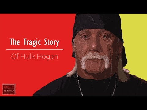 Behind The Titantron | The Tragic Real Life Story of Hulk Hogan | Episode 45