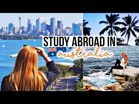Study Abroad In Australia 🇦🇺Application Process, Packing Advice & Preparation Tips! 🌎✈️