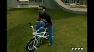 Dave Mirra Freestyle BMX 2 PlayStation 2 Gameplay