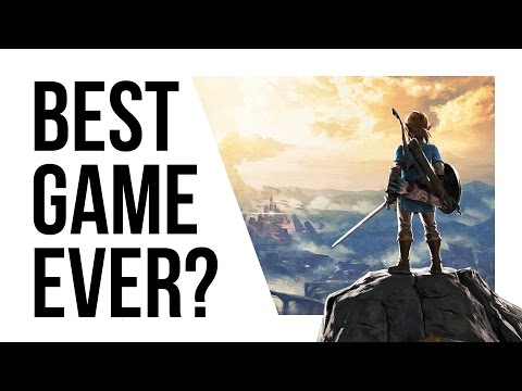 The Legend of Zelda: Breath Of The Wild | Review Round-up
