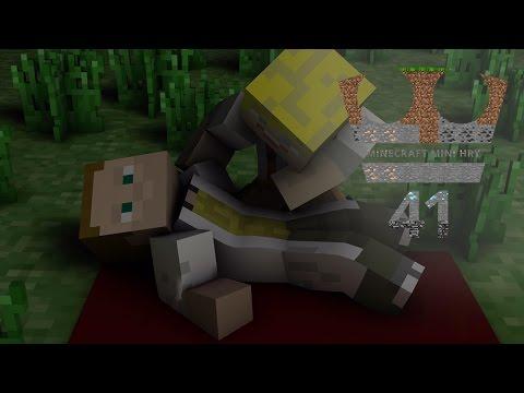 Jirka a GEJMR Hraje - Minecraft Mini hry 41 - Trouble in Mineville