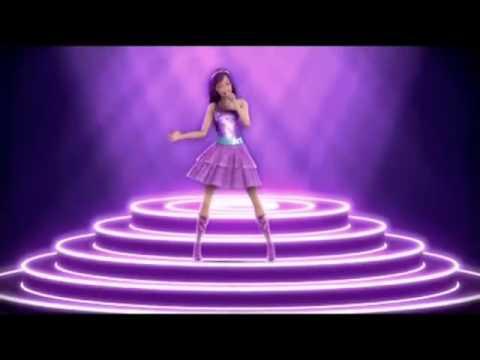 Barbie La Princesa Y La Estrella Del Pop-Intro