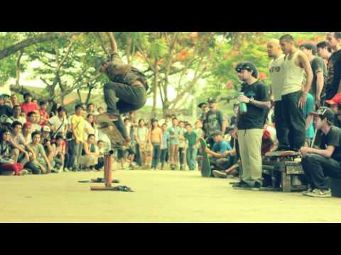 Go Skateboarding Day 2012 (Davao City, Philippines)