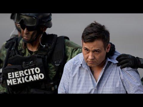 La caída del líder de 'Los Zetas'