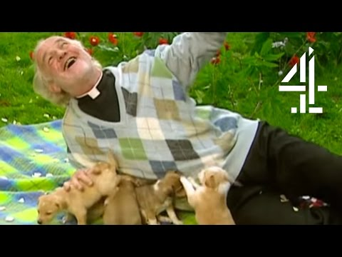 Father Ted | Father Jack Finds Inner-Peace