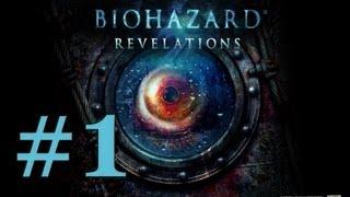 Lets Play Resident Evil Revelations Deutsch Part 1 German Walkthrough Gameplay 1080p