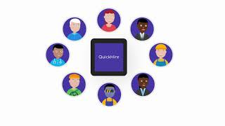 How QuickHire works for Employers