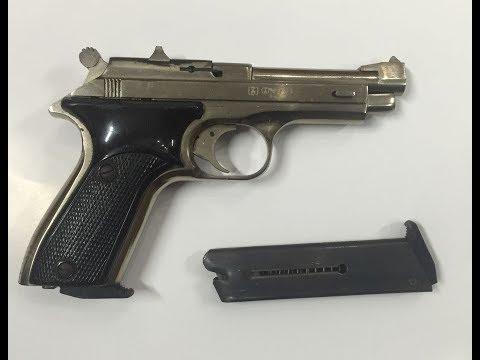 Обзор малокалиберного пистолета Марго