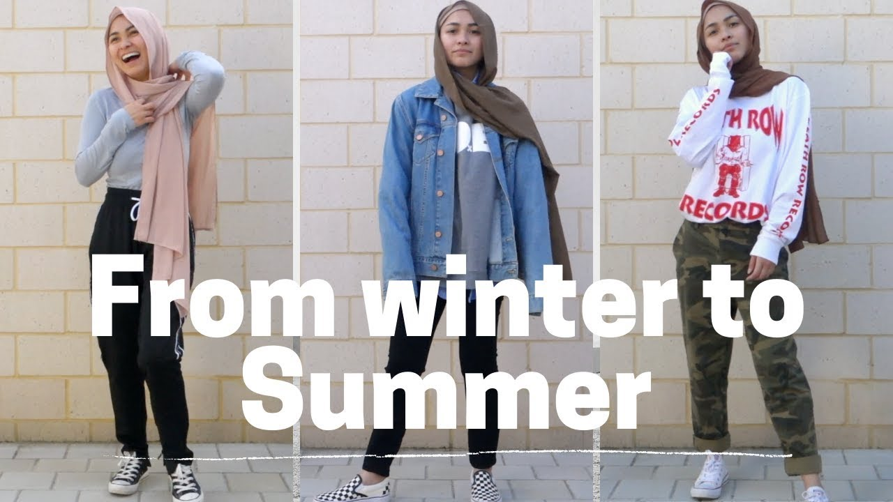 [VIDEO] - 3 COMFY AIRPORT OUTFIT IDEAS FROM WINTER TO SUMMER | GRACE & COY 2