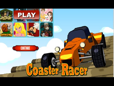 Coaster Racer ( Full Cash ) - Car Games Online Free Driving Games To Play