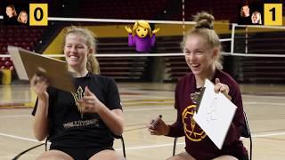 ASU Volleyball Best Friend Quiz