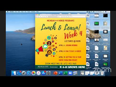 Lunch & Learn Lecture: Setting SMART Goals