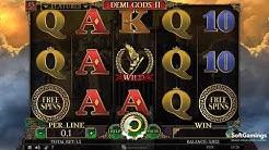 Spinomenal - Demi Gods II - 15 Line Series - Gameplay Demo