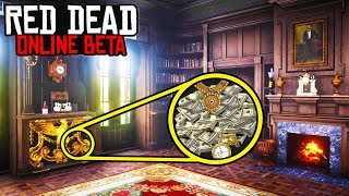 THIS SECRET MANSION WILL MAKE YOU RICH FAST in Red Dead Online! Money Exploit Tips in RDR2!