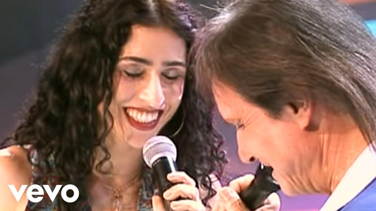 Roberto Carlos - Amor I Love You (Vídeo Ao Vivo) ft. Marisa Monte