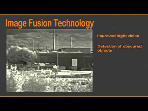 Xenics - Image Fusion - SWIR+LWIR fusion.avi