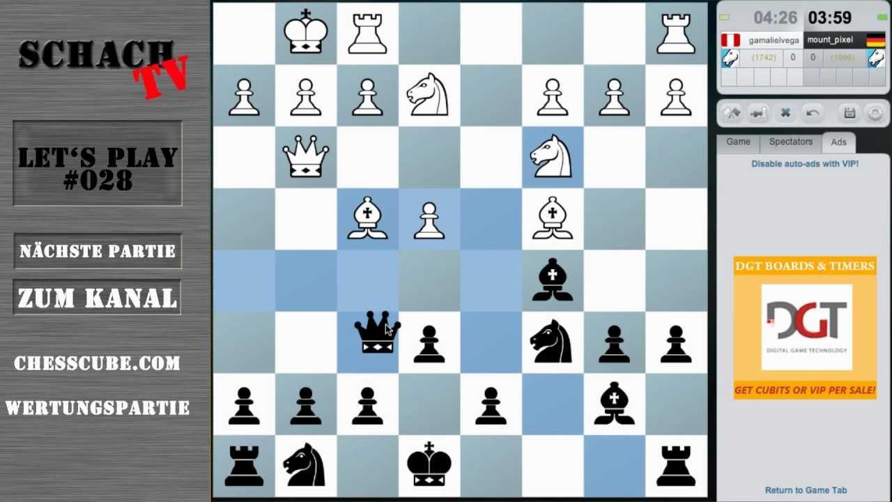 wie spiele ich schach