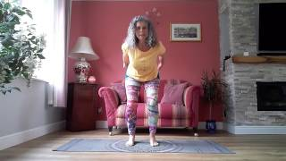 Warm up for Yoga & Meditation/Relaxation