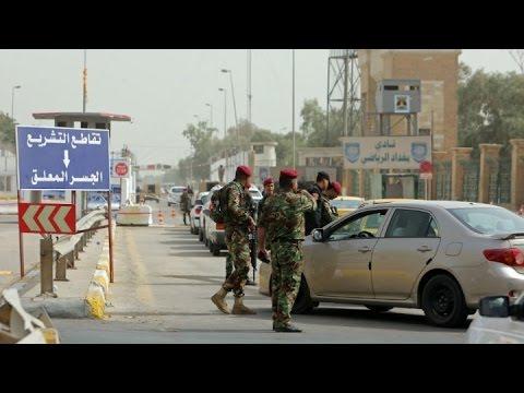 """القوات العراقية تعلن انتهاء عملية """"السيل الجارف"""" على أطراف بغداد"""