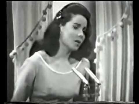 Jacqueline Boyer  Tom Pillibi  Eurovision 1960  France  Winner