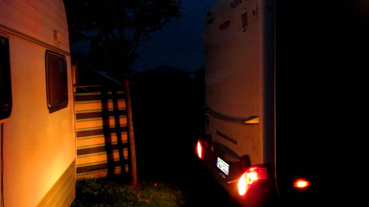 wohnwagen beleuchtung umbau meines wohnwagens ohne pkw youtube. Black Bedroom Furniture Sets. Home Design Ideas
