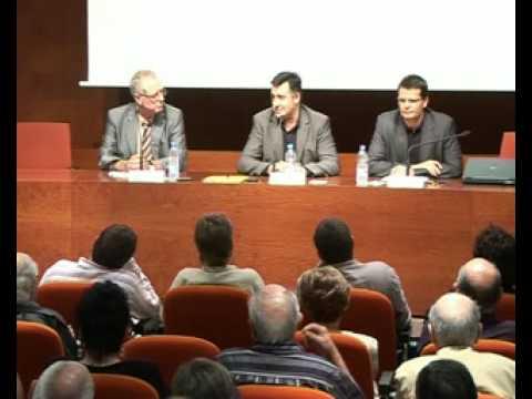 Conferència d'en Joan Pui...