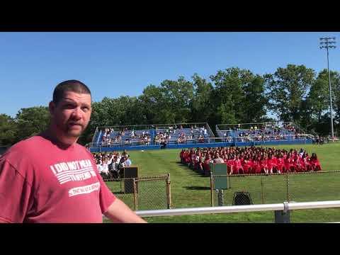 William Davies Middle School Advancement Ceremony