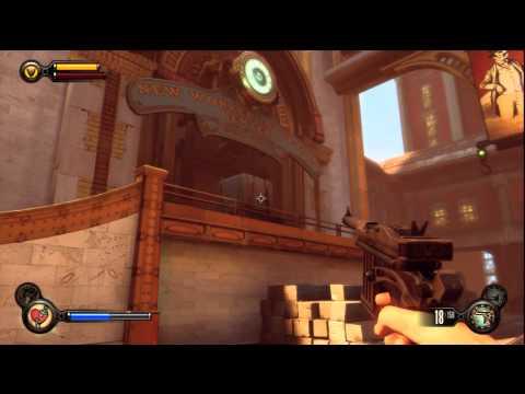 Bioshock Infinite - Guia Trofeo El Poder de la Mente