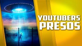 Que coisa ridícula. youtuber preso por tentar invadir a Area 51
