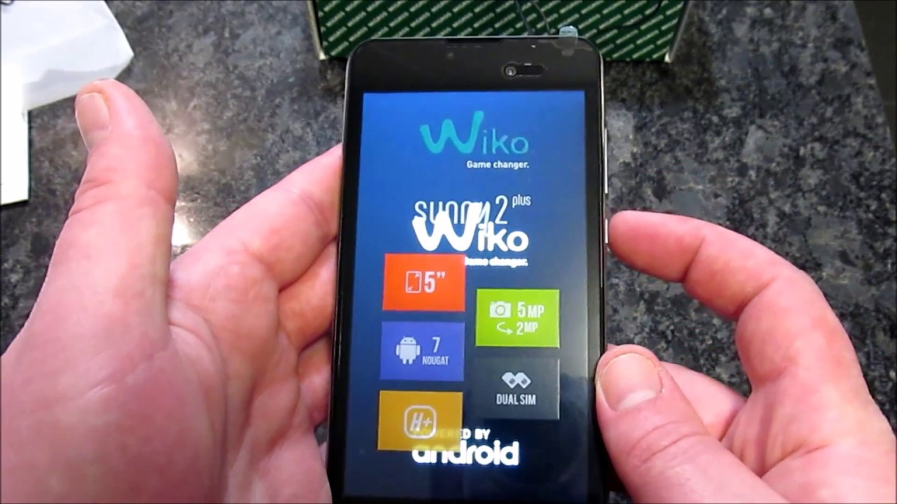 Wiko Sunny 2 Plus Specs | Detailed