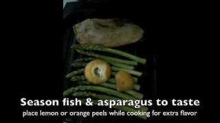 Fish And Asparagus, Beta Hcg Diet