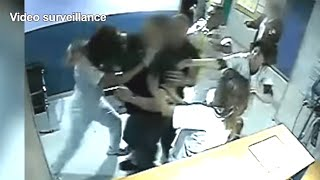 Urgence à l'hôpital : agressions en série