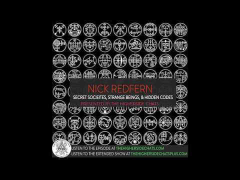 Nick Redfern | Secret Societies, Strange Beings, & Hidden Codes