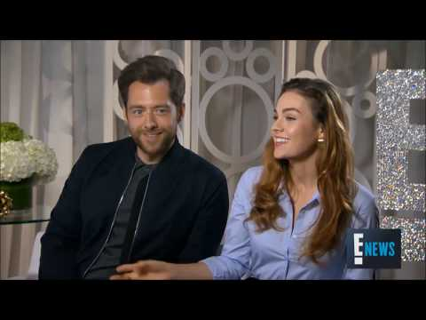 Outlander cast great answers in interviews