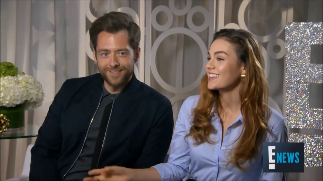 Outlander cast great answers in interviews - YouTube