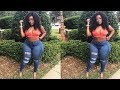 Curvy Jeans Fashion Styles - Trendy Jeans Fashion Options For Curvy Women
