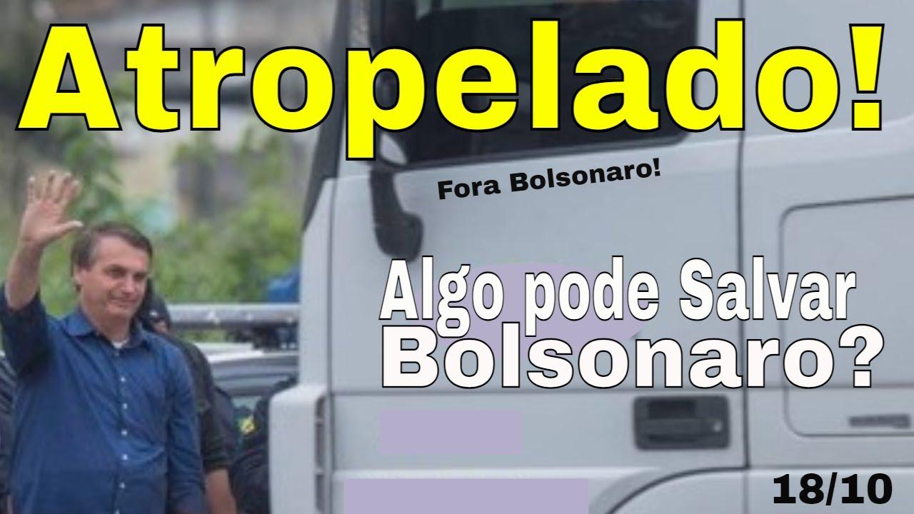 """Ficou pior! Bolsonaro x Diesel: Caminhoneiros se esgotam. Economia: Alguém ainda acredita no """"Mito""""?"""