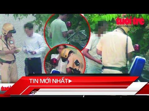 Tin mới nhất   CSGT phạt gì ở giao lộ Hoàng Minh Giám – Hồng Hà?